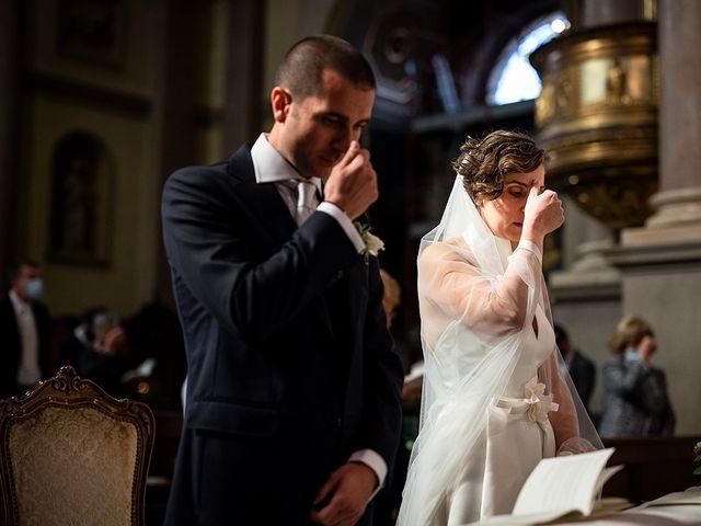 Il matrimonio di Michela e Giacomo a Monza, Monza e Brianza 43