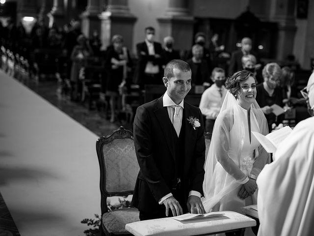 Il matrimonio di Michela e Giacomo a Monza, Monza e Brianza 46
