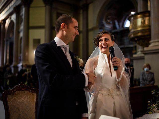 Il matrimonio di Michela e Giacomo a Monza, Monza e Brianza 48