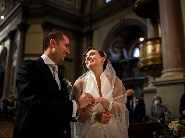 Il matrimonio di Michela e Giacomo a Monza, Monza e Brianza 50