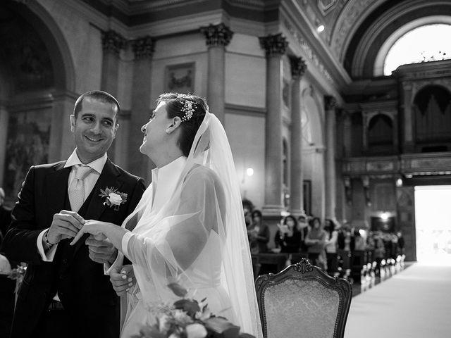 Il matrimonio di Michela e Giacomo a Monza, Monza e Brianza 51