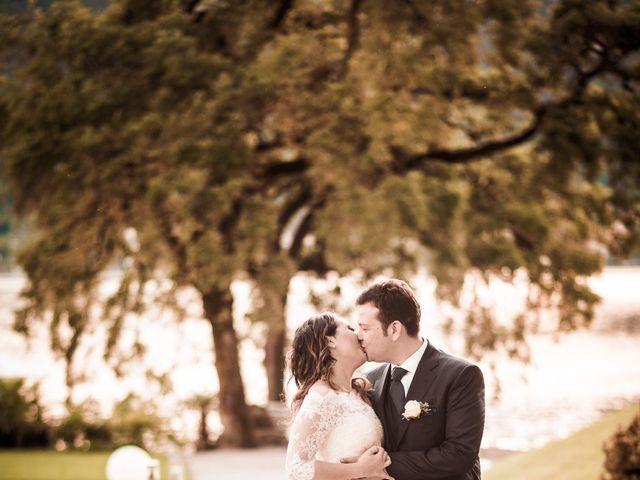 Il matrimonio di Gianluca e Katia a Mandello del Lario, Lecco 50