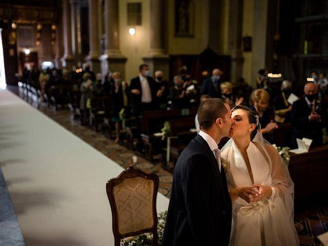 Il matrimonio di Michela e Giacomo a Monza, Monza e Brianza 52