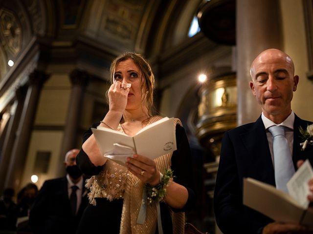 Il matrimonio di Michela e Giacomo a Monza, Monza e Brianza 53