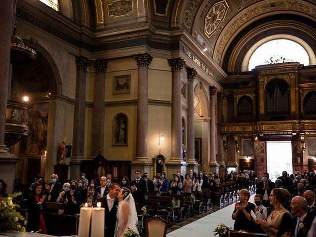 Il matrimonio di Michela e Giacomo a Monza, Monza e Brianza 55
