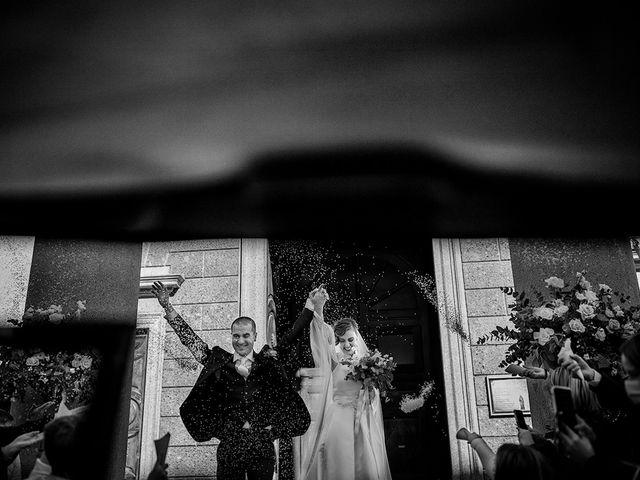 Il matrimonio di Michela e Giacomo a Monza, Monza e Brianza 57