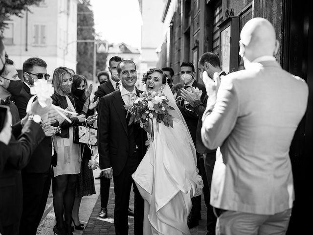 Il matrimonio di Michela e Giacomo a Monza, Monza e Brianza 61