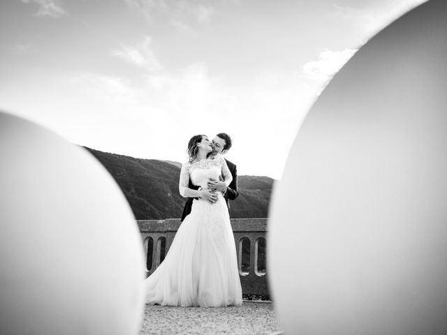 Il matrimonio di Gianluca e Katia a Mandello del Lario, Lecco 53