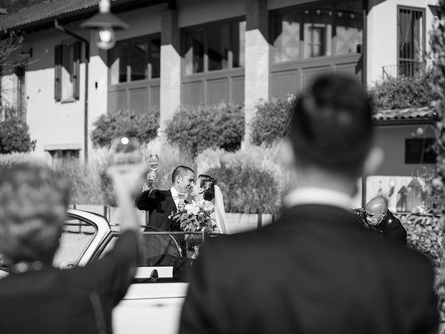 Il matrimonio di Michela e Giacomo a Monza, Monza e Brianza 70