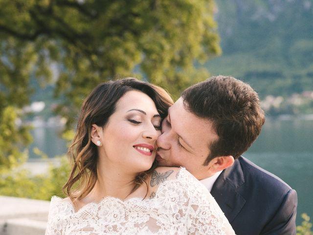 Il matrimonio di Gianluca e Katia a Mandello del Lario, Lecco 54