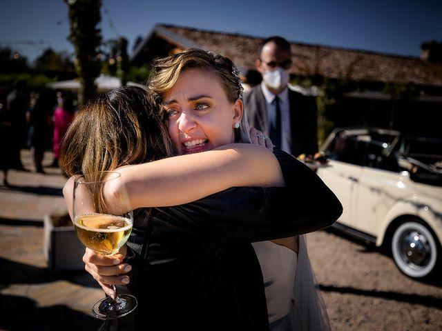 Il matrimonio di Michela e Giacomo a Monza, Monza e Brianza 73