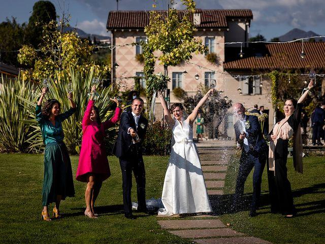 Il matrimonio di Michela e Giacomo a Monza, Monza e Brianza 1