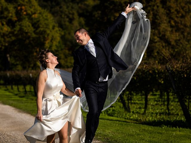 Il matrimonio di Michela e Giacomo a Monza, Monza e Brianza 87