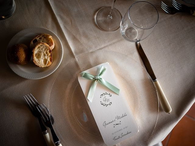 Il matrimonio di Michela e Giacomo a Monza, Monza e Brianza 89