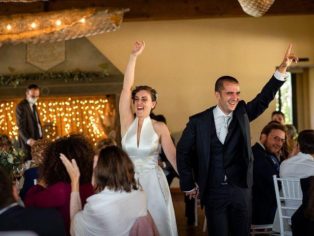 Le nozze di Giacomo e Michela