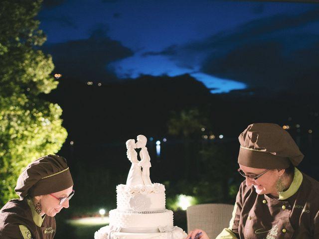 Il matrimonio di Gianluca e Katia a Mandello del Lario, Lecco 58