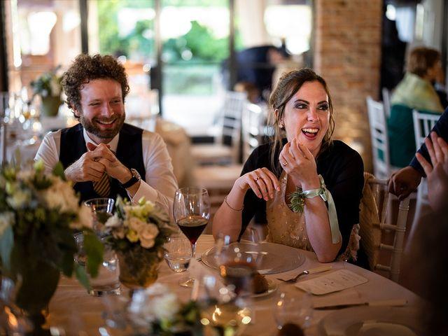 Il matrimonio di Michela e Giacomo a Monza, Monza e Brianza 102