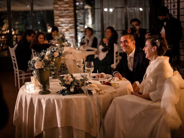Il matrimonio di Michela e Giacomo a Monza, Monza e Brianza 127