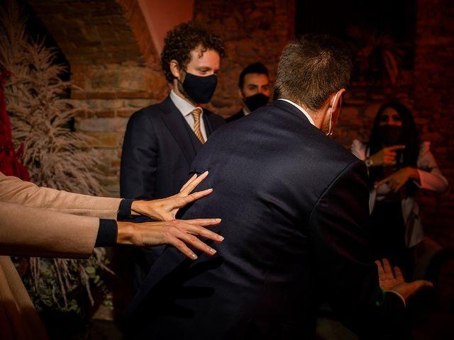 Il matrimonio di Michela e Giacomo a Monza, Monza e Brianza 136