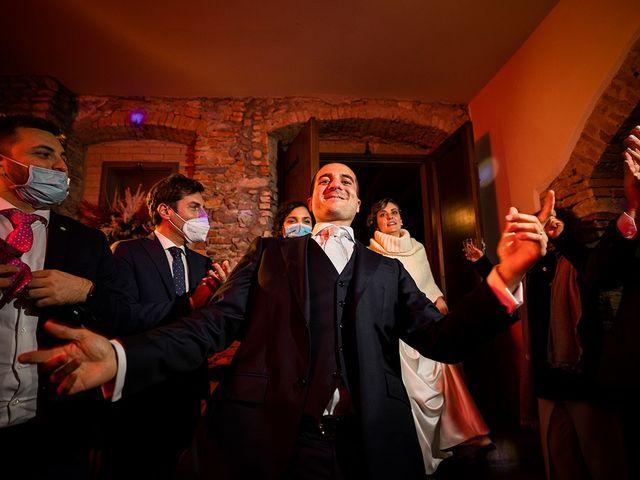 Il matrimonio di Michela e Giacomo a Monza, Monza e Brianza 141