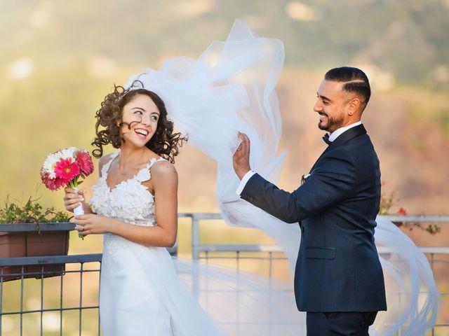 Il matrimonio di Marco e Mariapia a Agropoli, Salerno 3
