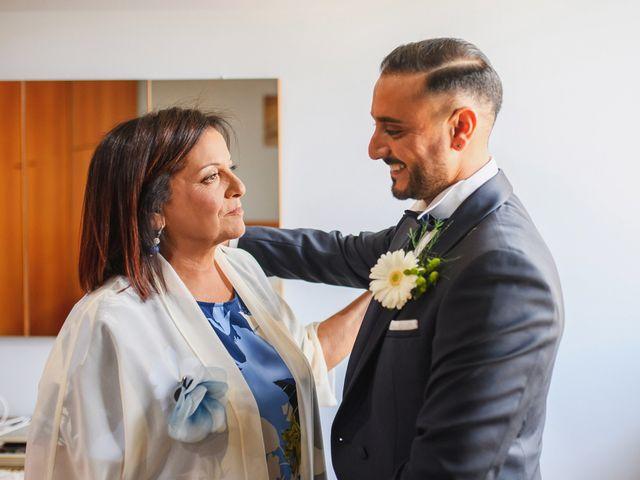 Il matrimonio di Marco e Mariapia a Agropoli, Salerno 14