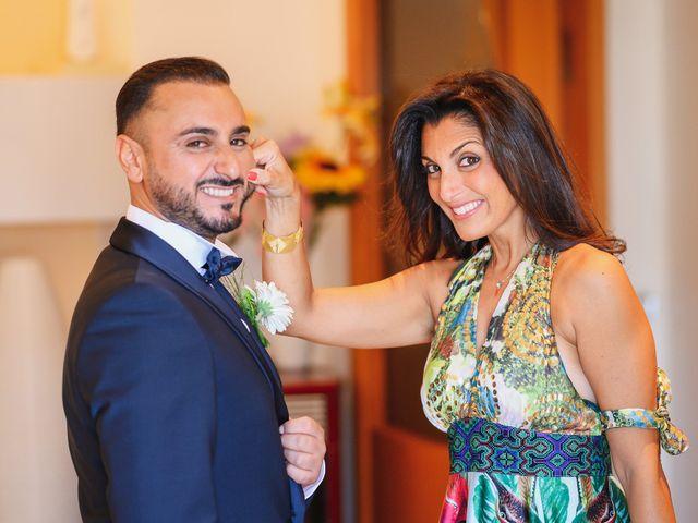 Il matrimonio di Marco e Mariapia a Agropoli, Salerno 25
