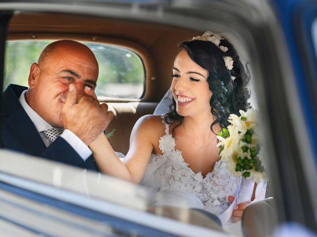 Il matrimonio di Marco e Mariapia a Agropoli, Salerno 31