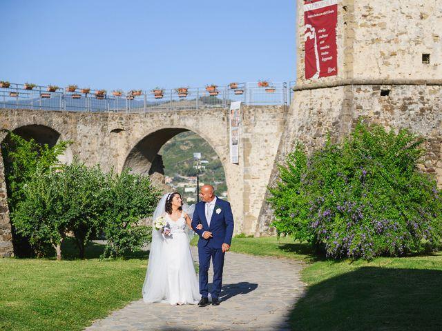 Il matrimonio di Marco e Mariapia a Agropoli, Salerno 32