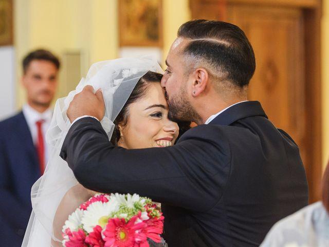 Il matrimonio di Marco e Mariapia a Agropoli, Salerno 35