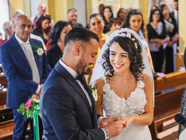 Il matrimonio di Marco e Mariapia a Agropoli, Salerno 37