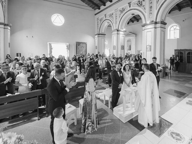 Il matrimonio di Marco e Mariapia a Agropoli, Salerno 40