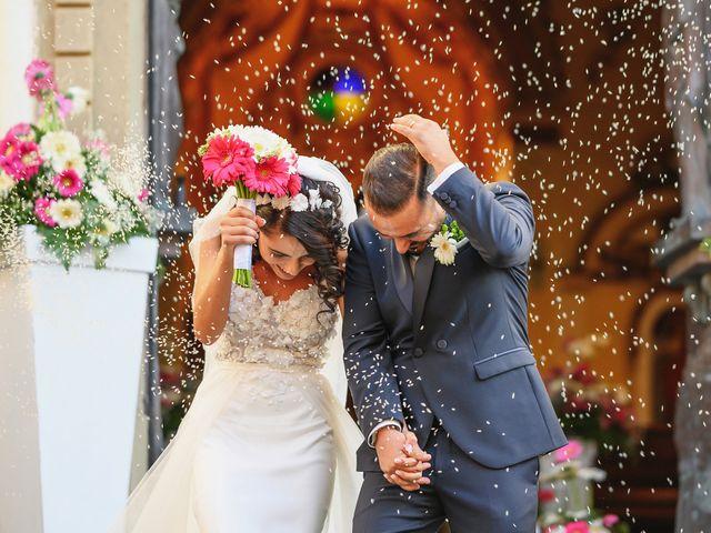 Il matrimonio di Marco e Mariapia a Agropoli, Salerno 43