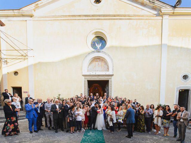 Il matrimonio di Marco e Mariapia a Agropoli, Salerno 44