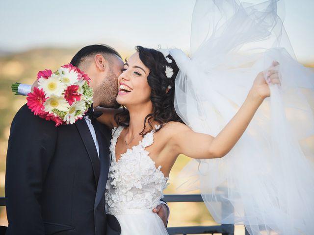 Il matrimonio di Marco e Mariapia a Agropoli, Salerno 1