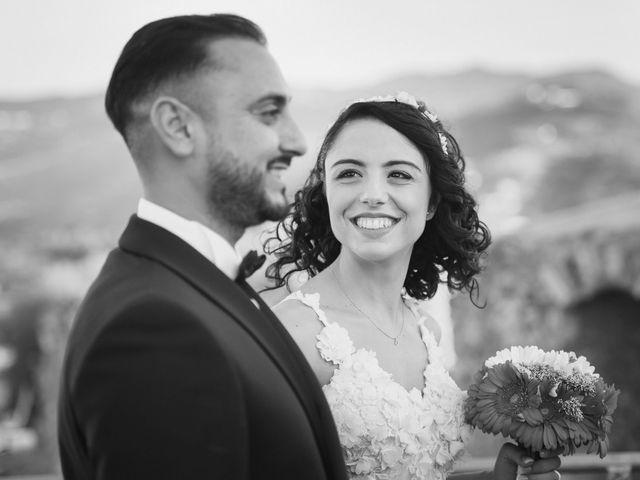 Il matrimonio di Marco e Mariapia a Agropoli, Salerno 45