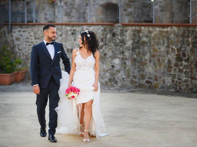 Il matrimonio di Marco e Mariapia a Agropoli, Salerno 48
