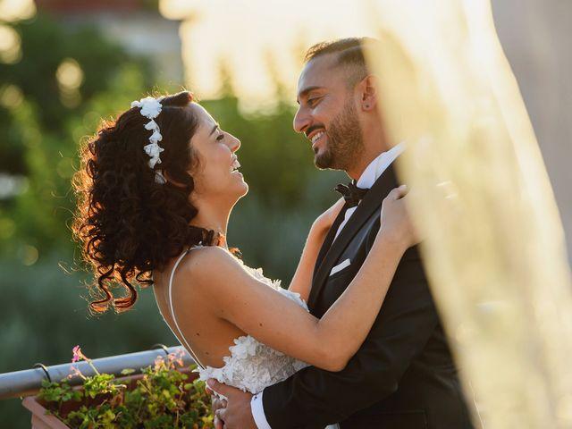 Il matrimonio di Marco e Mariapia a Agropoli, Salerno 49