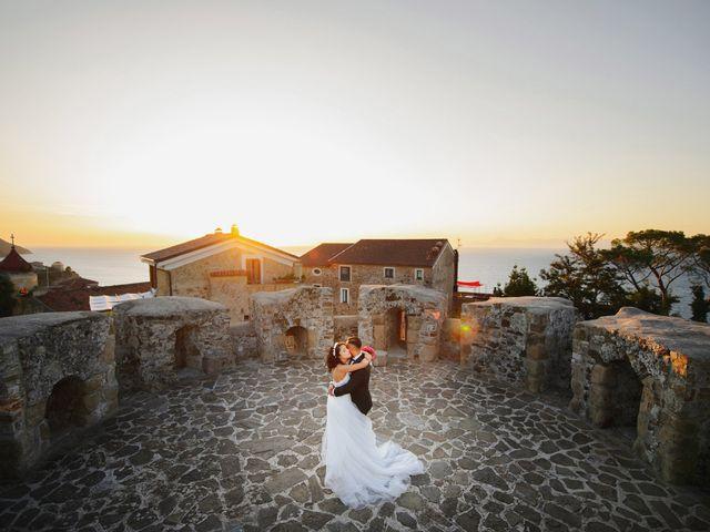 Il matrimonio di Marco e Mariapia a Agropoli, Salerno 52