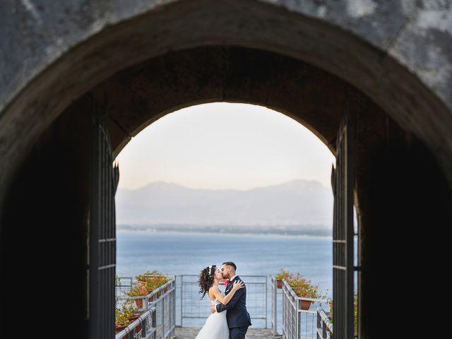 Il matrimonio di Marco e Mariapia a Agropoli, Salerno 54