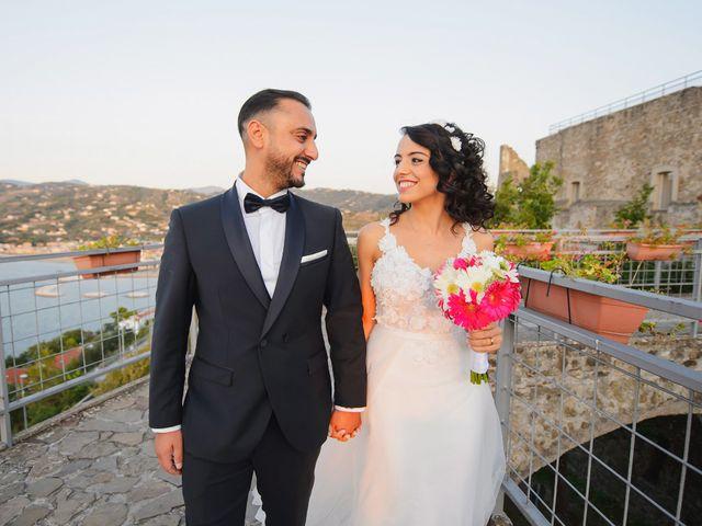 Il matrimonio di Marco e Mariapia a Agropoli, Salerno 55