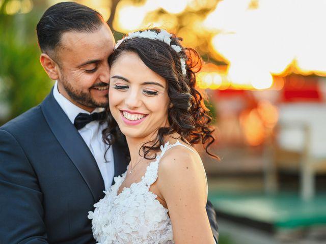 Il matrimonio di Marco e Mariapia a Agropoli, Salerno 56