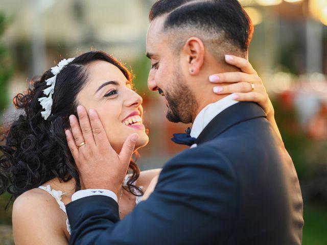 Il matrimonio di Marco e Mariapia a Agropoli, Salerno 58