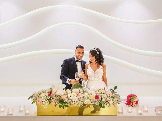 Il matrimonio di Marco e Mariapia a Agropoli, Salerno 59