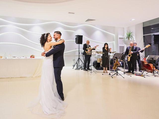Il matrimonio di Marco e Mariapia a Agropoli, Salerno 63