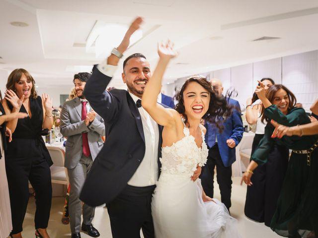 Il matrimonio di Marco e Mariapia a Agropoli, Salerno 65