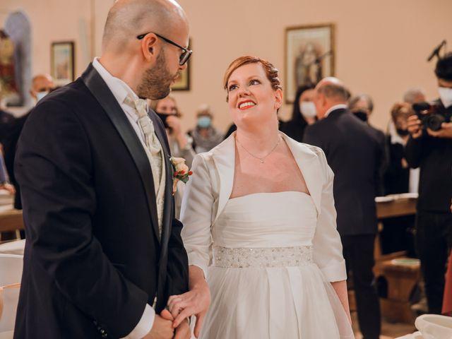Il matrimonio di Enea e Giulia a Ferrara, Ferrara 54