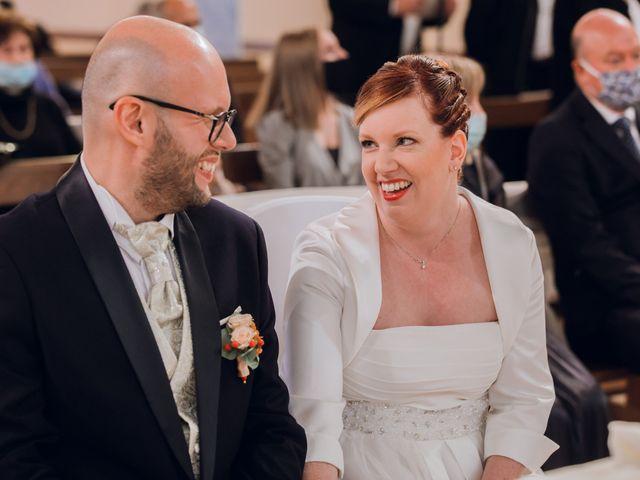 Il matrimonio di Enea e Giulia a Ferrara, Ferrara 55