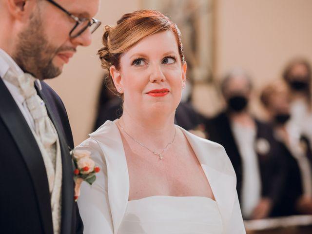 Il matrimonio di Enea e Giulia a Ferrara, Ferrara 63