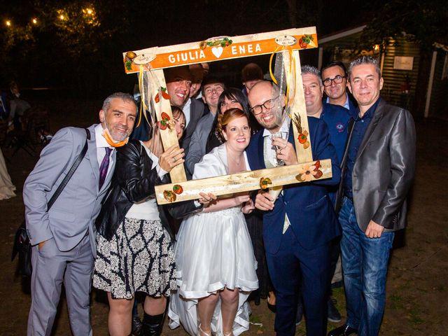 Il matrimonio di Enea e Giulia a Ferrara, Ferrara 100